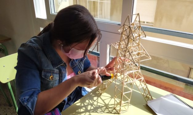 ANTENA DE ALTA TENSIÓN: proyecto de estructuras