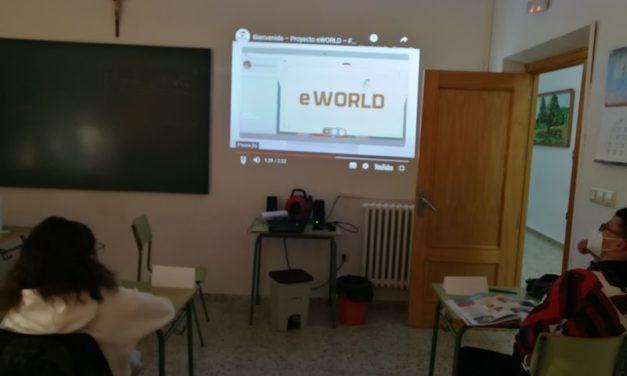 Proyecto eWorld de la Fundación Repsol: No se crea Ni se destruye